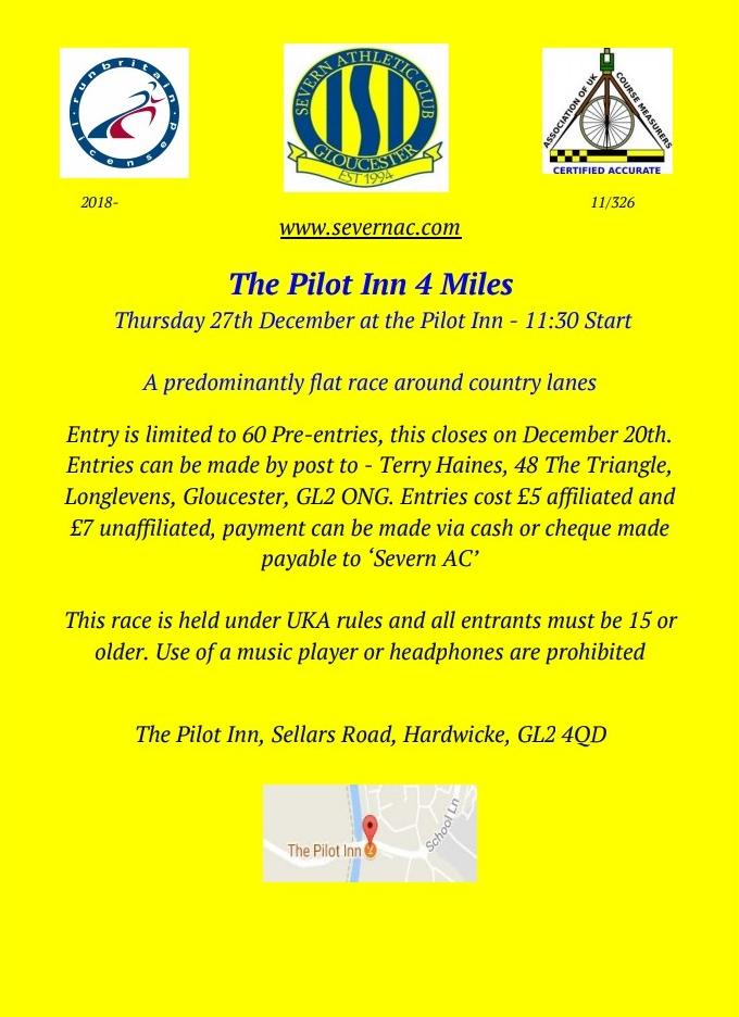 Pilot Inn 4 Miles